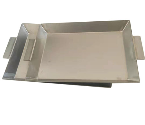 Gr2 Titanium and Titanium alloy tray basin